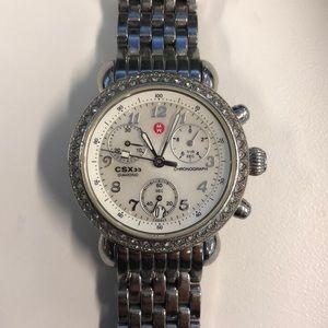 Michele CX33 Diamond Chonographic Watch